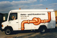 20 Jahre Rohr- und Kanalservice